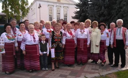 Народний аматорський вокальний ансамбль «Джерела Волині»