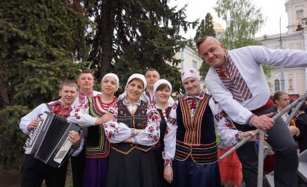 "Народний аматорський фольклорний гурт ""Чачка"""