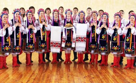 Народний аматорський ансамбль народного танцю «Волинянка»