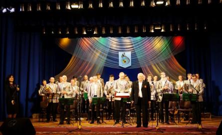 Народний аматорський духовий оркестр