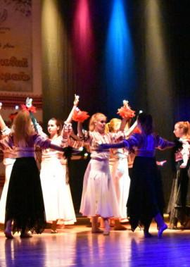 Народні аматорські колективи міста виступили із звітним концертом «Травневий барвограй»