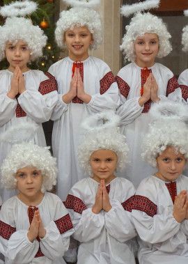 """Новорічно-Різдвяний концерт """"І сталось диво"""""""