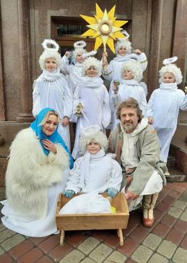 Міжнародний етнофестиваль «Різдво у Луцьку»