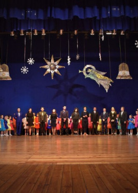 Всеукраїнський фестиваль-конкурс спортивного бального танцю