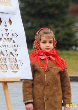 Щоб не плакать я сміялась: у Луцьку відзначили річницю з дня народження Лесі Українки