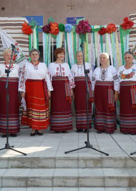 """Святкова програма """"Моє село-дитинства джерело"""" до Дня села Прилуцьке"""