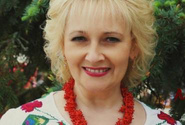 Алла Опейда заслужена артистка України